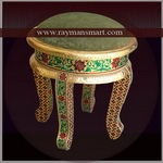 MNST-061 A MEENAKARI AWESOME STOOL