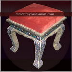 MNST-065 A MEENAKARI AWESOME STOOL