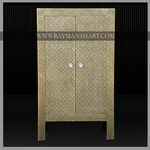 WMAL-090 A BEAUTIFUL BRASS EMBOSSED CABINET
