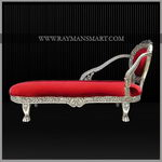 SLLN-018 A EXQUSITE LOUNGER IN PURE SILVER