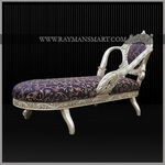 SLLN-019 A EXQUSITE LOUNGER IN PURE SILVER
