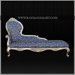 SLLN-021 A EXQUSITE LOUNGER IN PURE SILVER